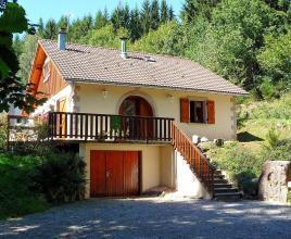 Vakantiehuis in Sapois, in Lotharingen.