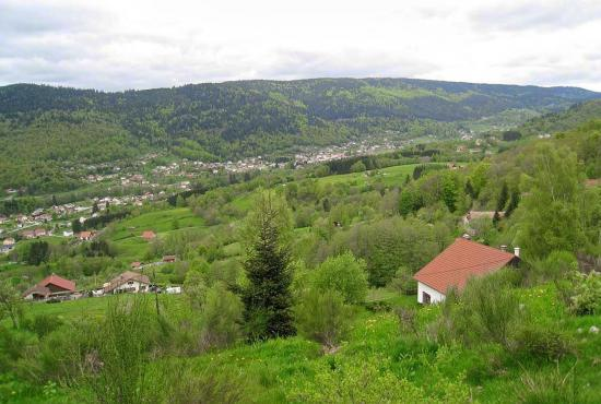 Location de vacances en Le Thillot, Lorraine -