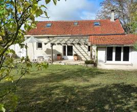 Vakantiehuis in Puits-de-Bon, in Bourgogne.