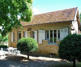 Vakantiehuis in Tharot, in Bourgogne.