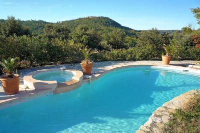 Vakantiehuizen met zwembad Côte d'Azur
