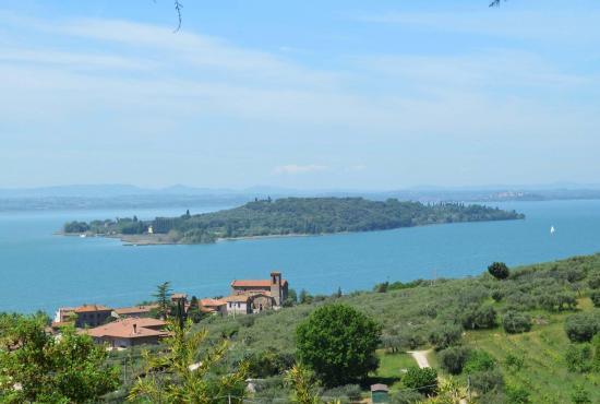 Vakantiehuis in Antria, Toscane - Lago Trasimeno - San Feliciano
