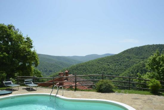 Holiday house in Antria, Tuscany -