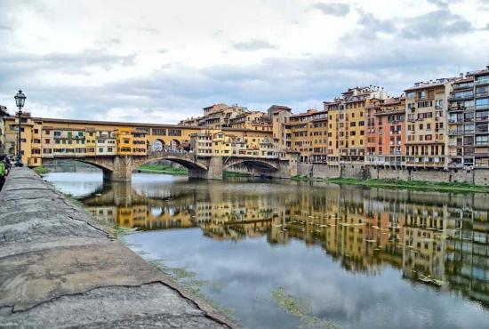 Ferienhaus in  Bibbiena, Toskana - Florence - Ponte Vecchio