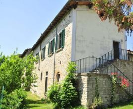 Vakantiehuis in Bibbiena met zwembad, in Toscane.