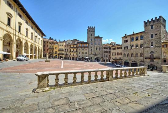 Vakantiehuis in Ossaia, Toscane - Arezzo