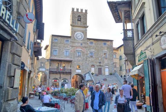 Vakantiehuis in Ossaia, Toscane - Cortona