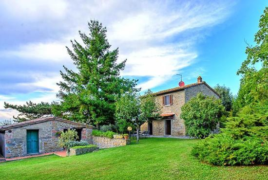 Ferienhaus in  Ossaia, Toskana -