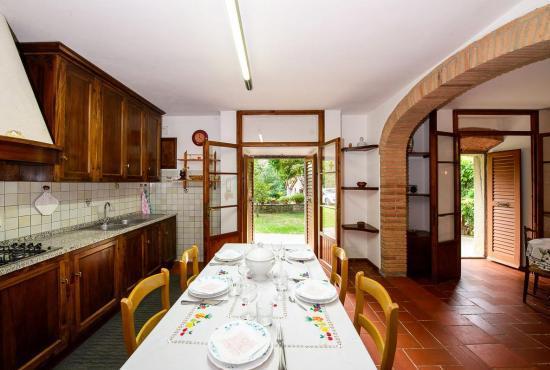 Vakantiehuis in Ossaia, Toscane -