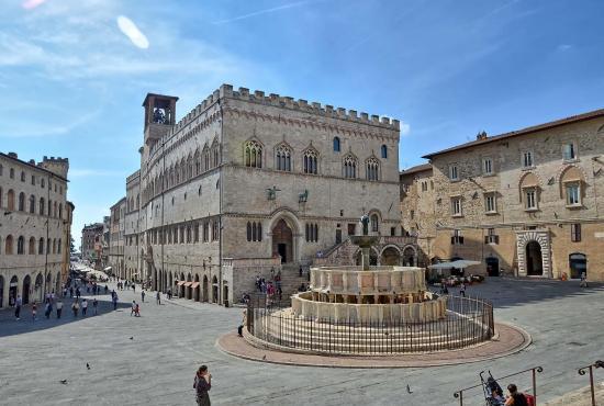 Vakantiehuis in Ossaia, Toscane - Perugia