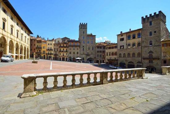 Vakantiehuis in Loro Ciuffenna, Toscane - Arezzo