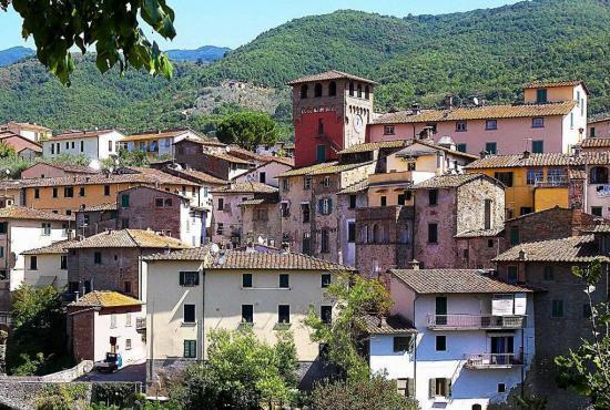 Vakantiehuis in Loro Ciuffenna, Toscane - Loro Ciuffenna