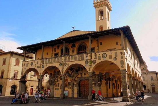 Vakantiehuis in Loro Ciuffenna, Toscane - San Giovanni Valdarno