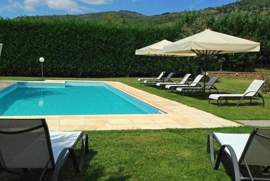 Vakantiehuis in Loro Ciuffenna, Toscane -