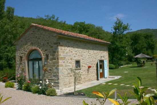 Vakantiehuis in Polvano, Toscane -