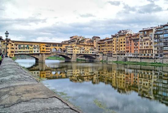 Location de vacances en Castiglion Fiorentino, Toscane - Florence - Ponte Vecchio