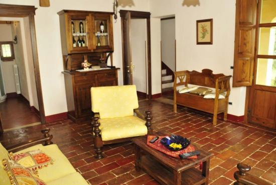 Location de vacances en Castiglion Fiorentino, Toscane - Séjour dans la dépendance
