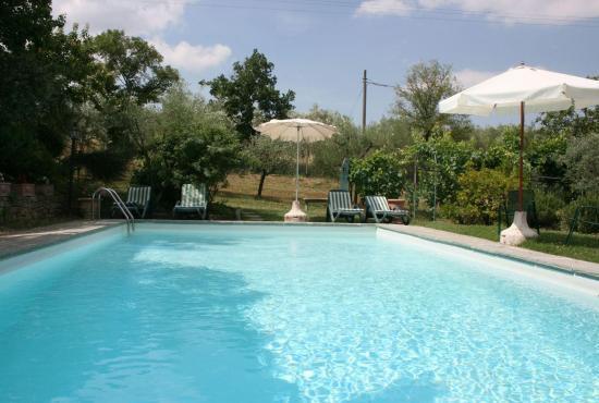 Ferienhaus in  Castiglion Fiorentino, Toskana -