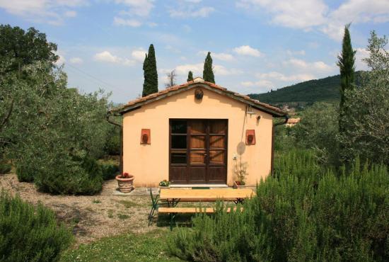 Location de vacances en Castiglion Fiorentino, Toscane - Dépéndence