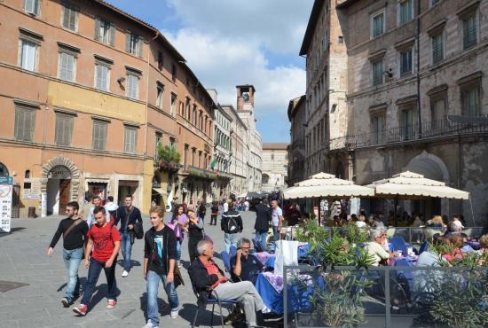 Vakantiehuis in Ruscello, Toscane - Perugia