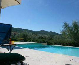 Holiday house with pool in Toscana in Cortona (Italy)