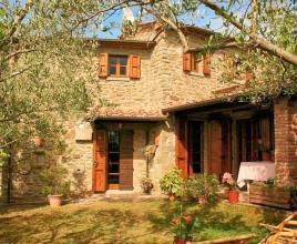 Casa vacanze in Castiglion Fiorentino, in Toscana.