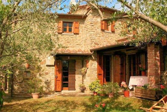 Vakantiehuis in Castiglion Fiorentino, Toscane -