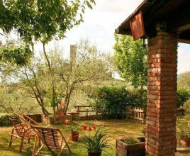 Ferienhaus in Castiglion Fiorentino, in Toskana.