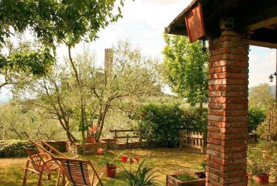 Holiday house in Castiglion Fiorentino, Tuscany -
