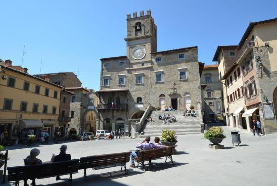 Ferienhaus in  Cortona, Toskana - Cortona