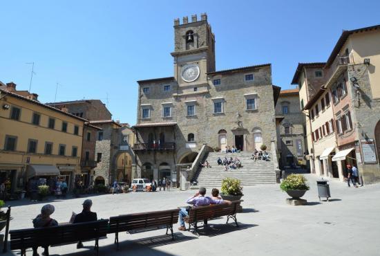 Vakantiehuis in Arezzo, Toscane - Cortona