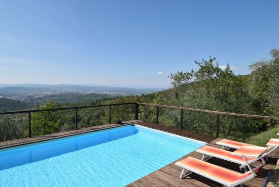 Ferienhaus in  Cortona, Toskana -