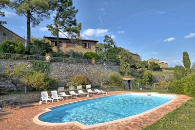 Holiday houses with pool Italy