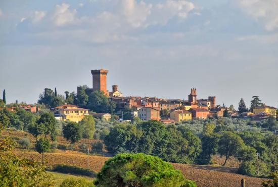 Vakantiehuis in Marciana della Chiana, Toscane - Marciano della Chiana