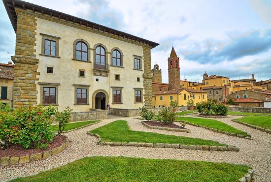 Vakantiehuis in Marciana della Chiana, Toscane - Monte San Savino