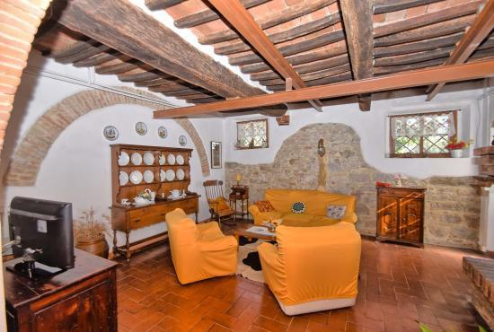 Vakantiehuis in Marciana della Chiana, Toscane -