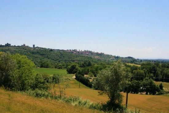 Holiday house in Lucignano, Tuscany - View