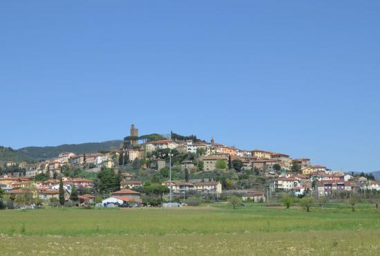 Vakantiehuis in San Giustino Valdarno, Toscane - Castiglion Fiorentino