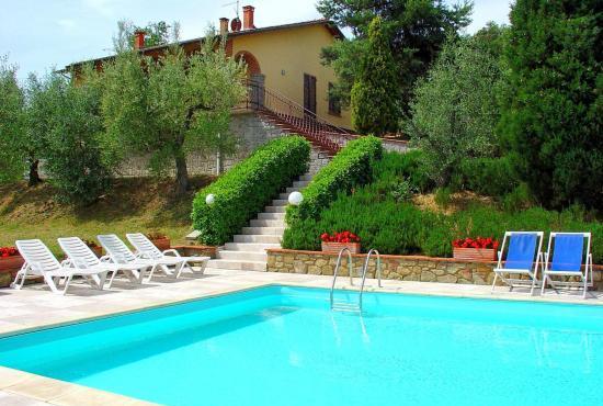 Location de vacances en Monte San Savino, Toscane -