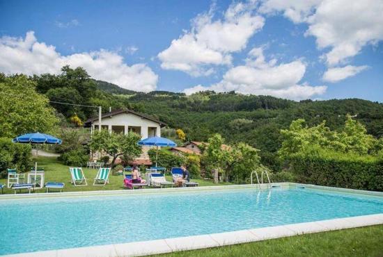 Holiday house in Antognano, Tuscany -