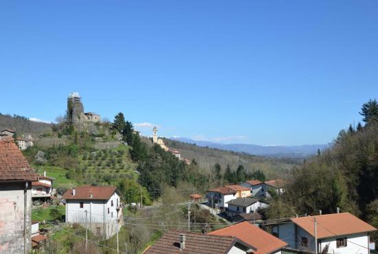 Casa vacanza in Antognano, Toscana - Tresana