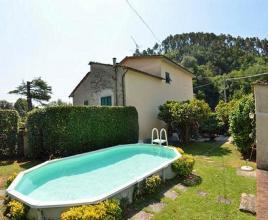 Ferienhaus mit Pool in Toskana in Pieve di Compito (Italien)