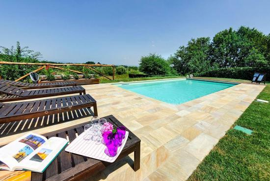 Vakantiehuis in San Ginese di Compito, Toscane -
