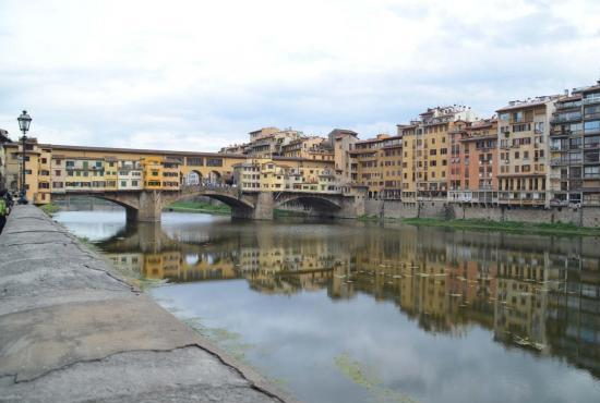 Vakantiehuis in San Leonardo, Toscane - Florence - Ponte Vecchio