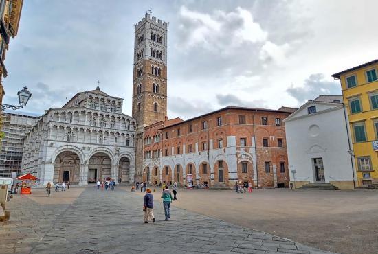 Vakantiehuis in San Leonardo, Toscane - Lucca