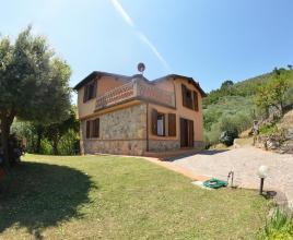 Vakantiehuis in San Leonardo met zwembad, in Toscane.