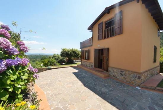 Vakantiehuis in San Leonardo, Toscane -