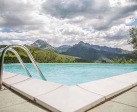 Ferienhaus in Antognano mit Pool, in Toskana.