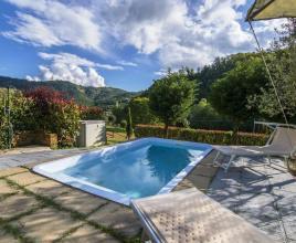 Ferienhaus mit Pool in Toskana in San Martino in Freddana (Italien)