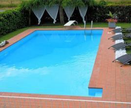 Vakantiehuis in Monsagrati met zwembad, in Toscane.